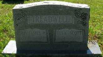 TREADWELL, JAMES H (REV) - Pope County, Arkansas | JAMES H (REV) TREADWELL - Arkansas Gravestone Photos