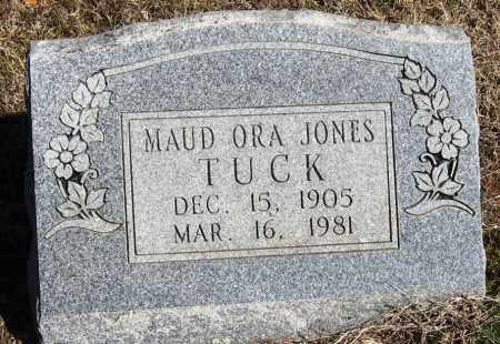 TUCK, MAUD ORA - Pope County, Arkansas | MAUD ORA TUCK - Arkansas Gravestone Photos