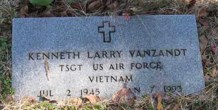 VAN ZANDT  (VETERAN VIET), KENNETH LARRY - Pope County, Arkansas | KENNETH LARRY VAN ZANDT  (VETERAN VIET) - Arkansas Gravestone Photos