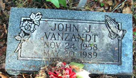VAN ZANDT, JOHN J - Pope County, Arkansas | JOHN J VAN ZANDT - Arkansas Gravestone Photos
