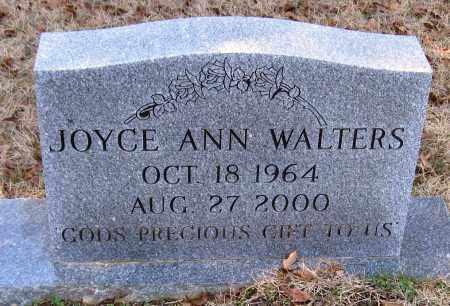 WALTERS, JOYCE ANN - Pope County, Arkansas | JOYCE ANN WALTERS - Arkansas Gravestone Photos