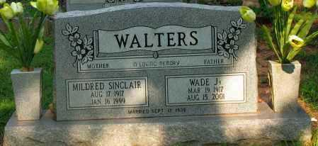 WALTERS, JR, WADE - Pope County, Arkansas | WADE WALTERS, JR - Arkansas Gravestone Photos