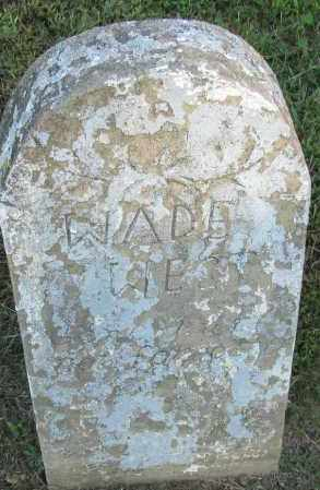WEST, WADE - Pope County, Arkansas | WADE WEST - Arkansas Gravestone Photos