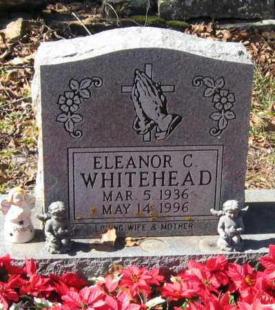 WHITEHEAD, ELEANOR C - Pope County, Arkansas | ELEANOR C WHITEHEAD - Arkansas Gravestone Photos
