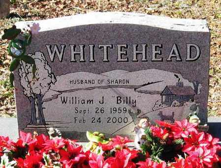 "WHITEHEAD, WILLIAM J. ""BILLY"" - Pope County, Arkansas 