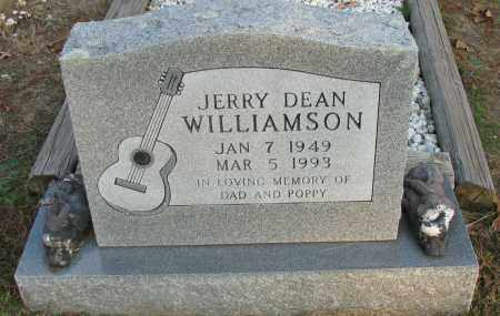 WILLIAMSON, JERRY DEAN - Pope County, Arkansas | JERRY DEAN WILLIAMSON - Arkansas Gravestone Photos