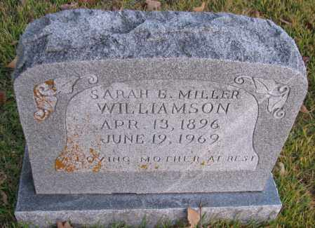 WILLIAMSON, SARAH E - Pope County, Arkansas | SARAH E WILLIAMSON - Arkansas Gravestone Photos