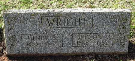 WRIGHT, OREGON M - Pope County, Arkansas | OREGON M WRIGHT - Arkansas Gravestone Photos