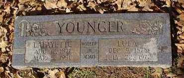 YOUNGER, LULA - Pope County, Arkansas | LULA YOUNGER - Arkansas Gravestone Photos