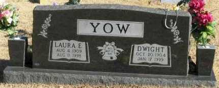 YOW, LAURA E - Pope County, Arkansas | LAURA E YOW - Arkansas Gravestone Photos