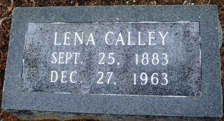 CALLEY, LENA - Prairie County, Arkansas | LENA CALLEY - Arkansas Gravestone Photos