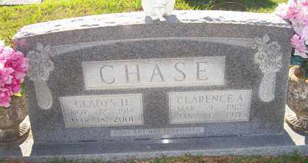 HALL CHASE, GLADYS - Prairie County, Arkansas | GLADYS HALL CHASE - Arkansas Gravestone Photos