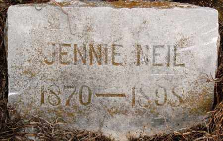 COLLINS, JENNIE - Prairie County, Arkansas | JENNIE COLLINS - Arkansas Gravestone Photos