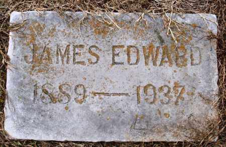 COLLINS, JAMES EDWARD - Prairie County, Arkansas | JAMES EDWARD COLLINS - Arkansas Gravestone Photos