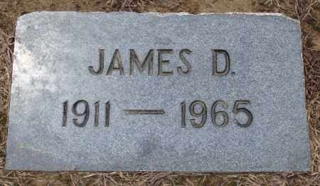 COLLINS, JAMES D - Prairie County, Arkansas | JAMES D COLLINS - Arkansas Gravestone Photos