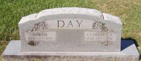 DAY, HORTIA - Prairie County, Arkansas | HORTIA DAY - Arkansas Gravestone Photos