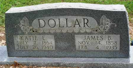 DOLLAR, JAMES B - Prairie County, Arkansas | JAMES B DOLLAR - Arkansas Gravestone Photos
