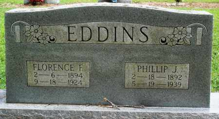 EDDINS, PHILLIP J - Prairie County, Arkansas | PHILLIP J EDDINS - Arkansas Gravestone Photos