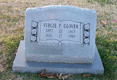 GLOVER, VIRGIE - Prairie County, Arkansas | VIRGIE GLOVER - Arkansas Gravestone Photos