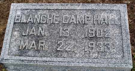 HALL, BLANCHE - Prairie County, Arkansas | BLANCHE HALL - Arkansas Gravestone Photos