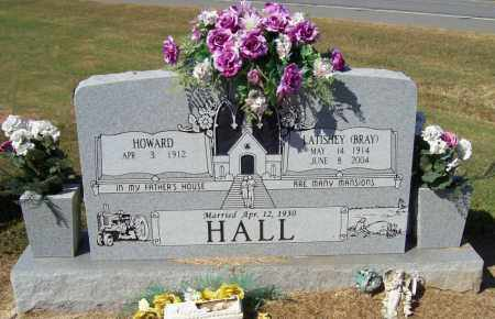 HALL, LATISHEY - Prairie County, Arkansas | LATISHEY HALL - Arkansas Gravestone Photos