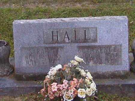 HALL, SARAH ELLEN - Prairie County, Arkansas | SARAH ELLEN HALL - Arkansas Gravestone Photos