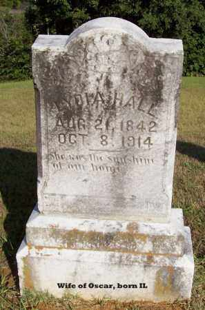 HALL, LYDIA - Prairie County, Arkansas | LYDIA HALL - Arkansas Gravestone Photos