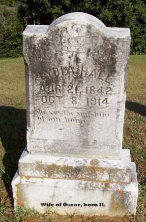HALL, LYDIA - Prairie County, Arkansas | LYDIA HALL - Arkansas Gravestone Photos