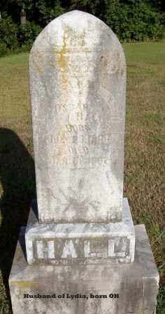 HALL, OSCAR - Prairie County, Arkansas | OSCAR HALL - Arkansas Gravestone Photos