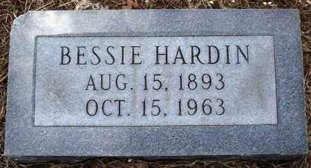 HARDIN, BESSIE - Prairie County, Arkansas | BESSIE HARDIN - Arkansas Gravestone Photos