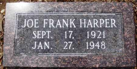 HARPER, JOE FRANK - Prairie County, Arkansas | JOE FRANK HARPER - Arkansas Gravestone Photos