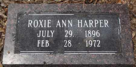 HARPER, ROXIE ANN - Prairie County, Arkansas | ROXIE ANN HARPER - Arkansas Gravestone Photos