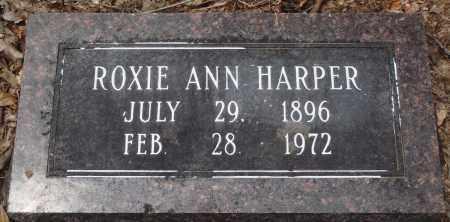 HARPER, ROXIE ANN - Prairie County, Arkansas | ROXIE ANN HARPER - Arkansas Gravestone Photos