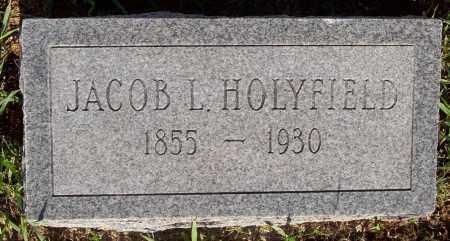HOLYFIELD, JACOB L - Prairie County, Arkansas | JACOB L HOLYFIELD - Arkansas Gravestone Photos
