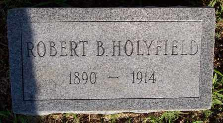 HOLYFIELD, ROBERT BUCHANAN - Prairie County, Arkansas | ROBERT BUCHANAN HOLYFIELD - Arkansas Gravestone Photos