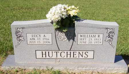 HUTCHENS, WILLIAM R - Prairie County, Arkansas | WILLIAM R HUTCHENS - Arkansas Gravestone Photos