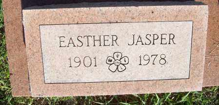 HOLYFIELD JASPER, EASTHER - Prairie County, Arkansas | EASTHER HOLYFIELD JASPER - Arkansas Gravestone Photos