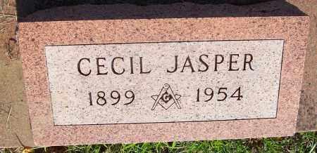 JASPER, HENRY CECIL - Prairie County, Arkansas | HENRY CECIL JASPER - Arkansas Gravestone Photos