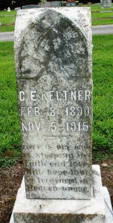 KELTNER, C E - Prairie County, Arkansas | C E KELTNER - Arkansas Gravestone Photos