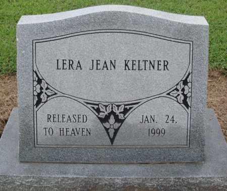 KELTNER, LERA JEAN - Prairie County, Arkansas | LERA JEAN KELTNER - Arkansas Gravestone Photos