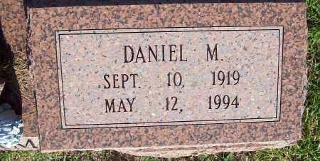 LOUDERMILK, DANIEL MELVIN - Prairie County, Arkansas | DANIEL MELVIN LOUDERMILK - Arkansas Gravestone Photos