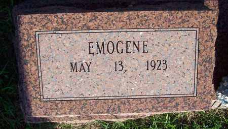 LOUDERMILK, LUELLA EMOGENE - Prairie County, Arkansas | LUELLA EMOGENE LOUDERMILK - Arkansas Gravestone Photos