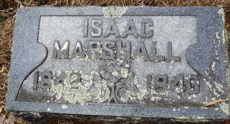 MARSHALL, ISAAC - Prairie County, Arkansas | ISAAC MARSHALL - Arkansas Gravestone Photos