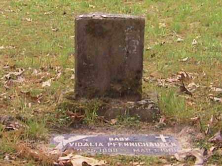 PFENNIGHAUSEN, VIDALIA - Prairie County, Arkansas | VIDALIA PFENNIGHAUSEN - Arkansas Gravestone Photos