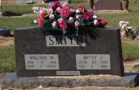 SMITH, WILLARD M - Prairie County, Arkansas | WILLARD M SMITH - Arkansas Gravestone Photos