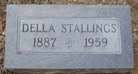 STALLINGS, DELLA - Prairie County, Arkansas | DELLA STALLINGS - Arkansas Gravestone Photos