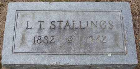 STALLINGS, L T - Prairie County, Arkansas | L T STALLINGS - Arkansas Gravestone Photos
