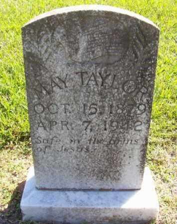 TAYLOR, MAY - Prairie County, Arkansas | MAY TAYLOR - Arkansas Gravestone Photos