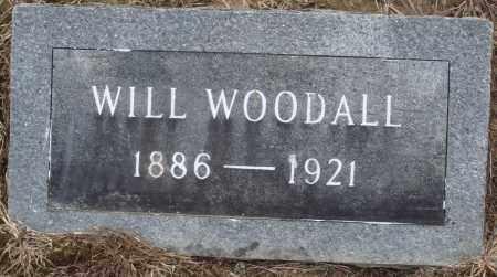 WOODALL, WILL - Prairie County, Arkansas | WILL WOODALL - Arkansas Gravestone Photos