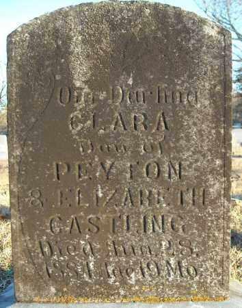 CASTLING, CLARA - Pulaski County, Arkansas | CLARA CASTLING - Arkansas Gravestone Photos
